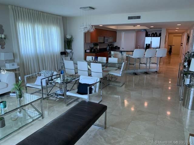 14951 Royal Oaks Lane #1709, North Miami, FL 33181 (MLS #A10833801) :: Grove Properties