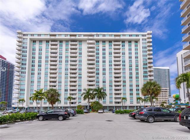 1833 S Ocean Dr #707, Hallandale Beach, FL 33009 (MLS #A10833927) :: The Pearl Realty Group