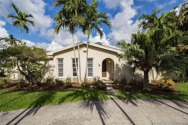 14700 Sailfish Dr, Coral Gables, FL 33158 (MLS #A10833931) :: The Jack Coden Group