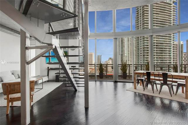 690 SW 1st Ct #2701, Miami, FL 33130 (MLS #A10833933) :: The Jack Coden Group