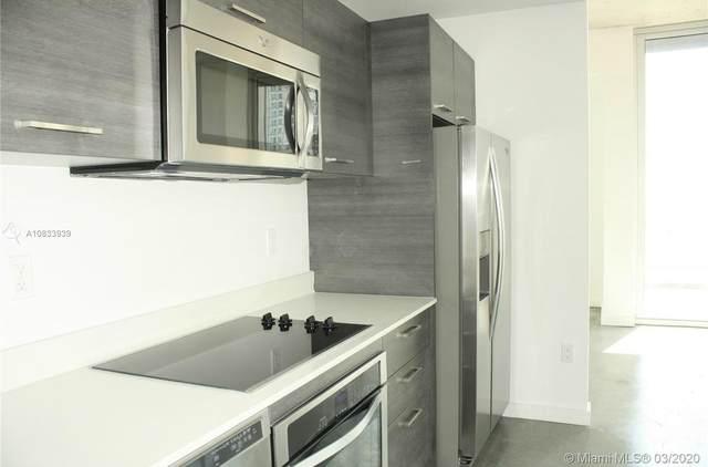151 SE 1st St #1601, Miami, FL 33131 (MLS #A10833939) :: Berkshire Hathaway HomeServices EWM Realty