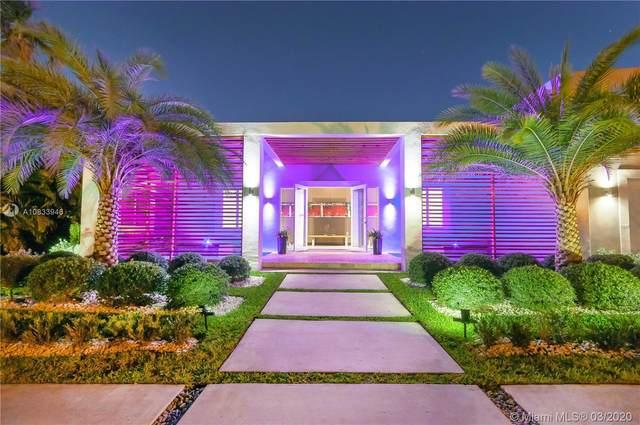 11900 Griffing Blvd, Biscayne Park, FL 33161 (MLS #A10833946) :: Lucido Global