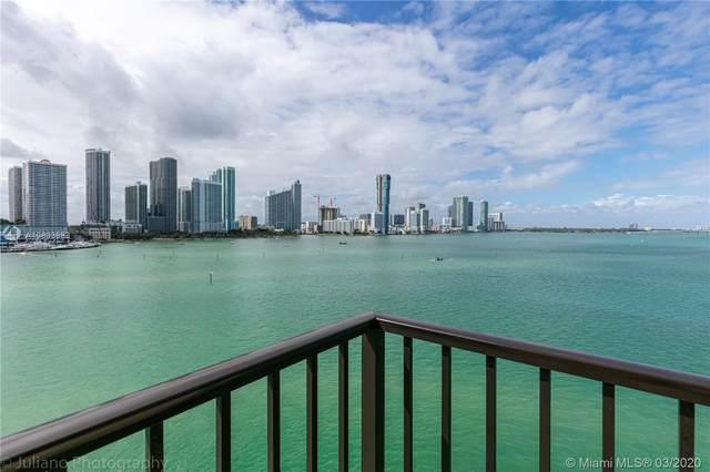 801 N Venetian Dr #907, Miami, FL 33139 (MLS #A10833983) :: Julian Johnston Team
