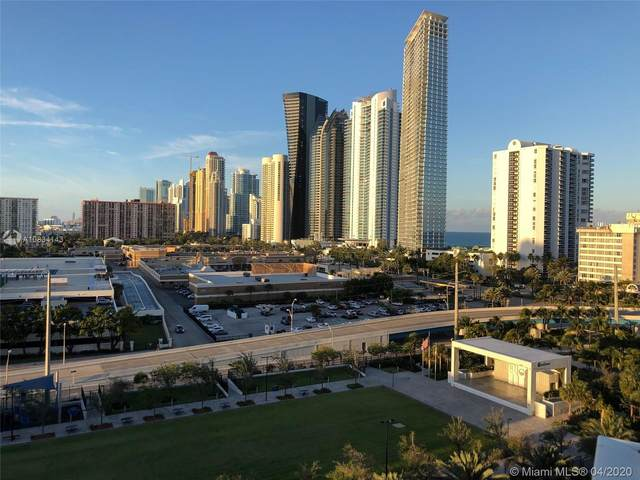 250 Sunny Isles Blvd #602, Sunny Isles Beach, FL 33160 (MLS #A10834143) :: The Teri Arbogast Team at Keller Williams Partners SW