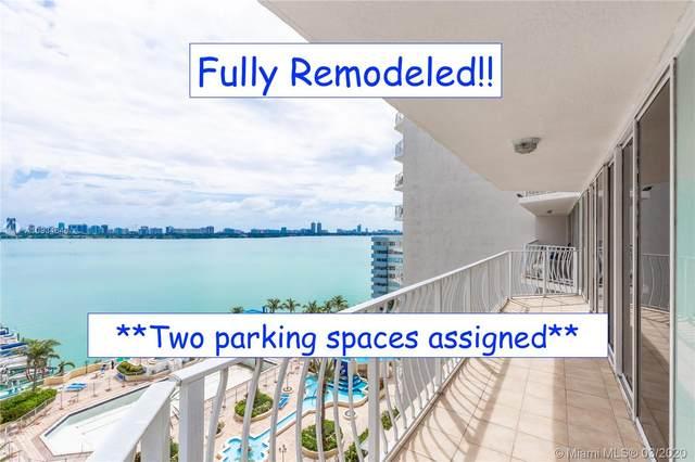 7601 E Treasure Dr #1209, North Bay Village, FL 33141 (MLS #A10834640) :: Lucido Global