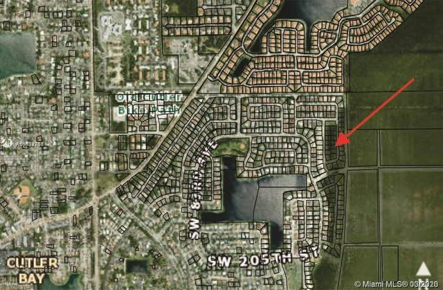 19850 SW 78th Ct, Cutler Bay, FL 33189 (MLS #A10834754) :: The Riley Smith Group