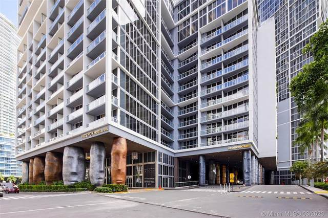 485 Brickell Ave #1705, Miami, FL 33131 (MLS #A10834764) :: The Howland Group