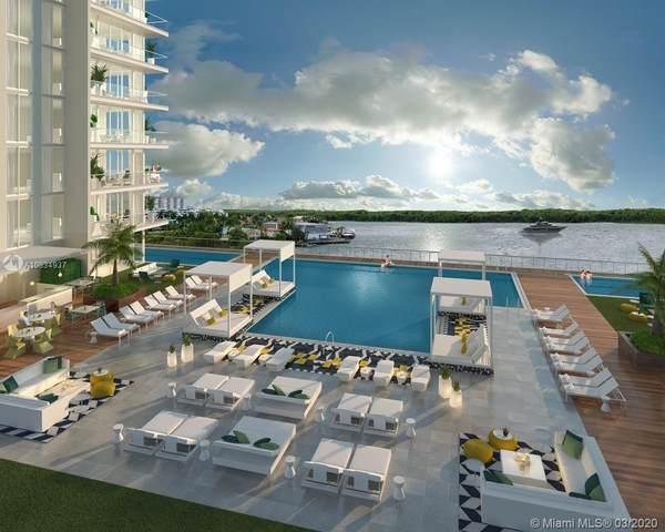 330 Sunny Isles Blvd 5-1007, Sunny Isles Beach, FL 33160 (MLS #A10834937) :: United Realty Group