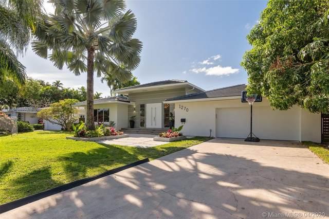 1270 NE 97th St, Miami Shores, FL 33138 (MLS #A10835076) :: The Jack Coden Group