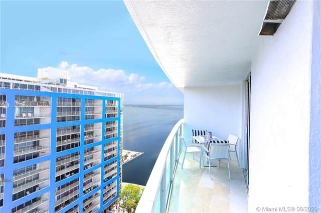 2101 Brickell Ave #1502, Miami, FL 33129 (MLS #A10835102) :: The Howland Group