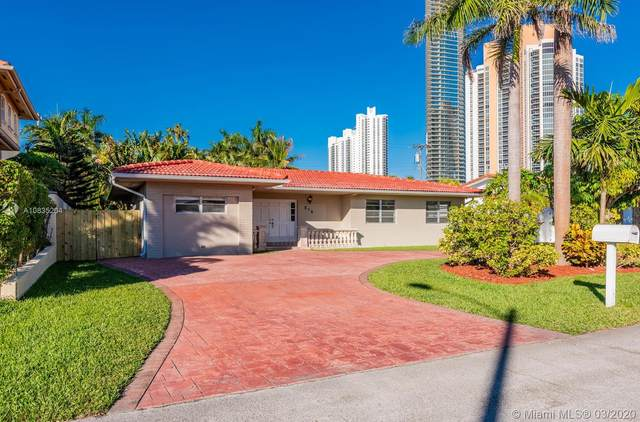 215 187th St, Sunny Isles Beach, FL 33160 (MLS #A10835204) :: The Riley Smith Group