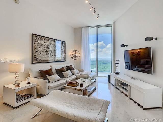 15901 Collins #4005, Sunny Isles Beach, FL 33160 (MLS #A10835206) :: Miami Villa Group