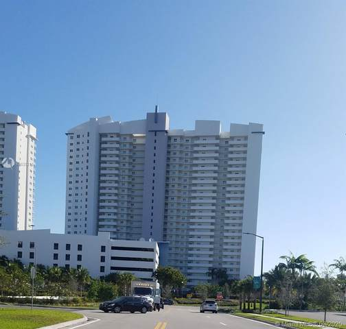 14951 Royal Oaks Ln #801, North Miami, FL 33181 (MLS #A10835211) :: Grove Properties