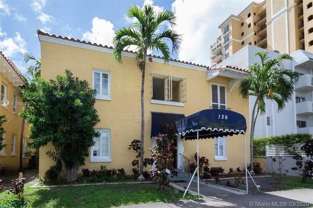 126 N Mendoza Ave #9, Coral Gables, FL 33134 (MLS #A10835252) :: Berkshire Hathaway HomeServices EWM Realty