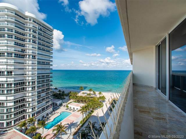 9595 Collins Ave Nph-J, Surfside, FL 33154 (MLS #A10835388) :: Miami Villa Group