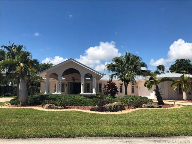 14610 Pompano Dr, Coral Gables, FL 33158 (MLS #A10835452) :: The Riley Smith Group