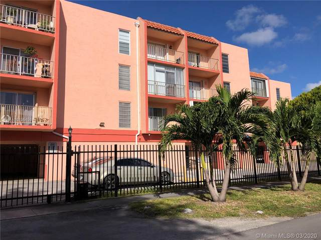 6190 W 19th Ave #203, Hialeah, FL 33012 (MLS #A10835459) :: The Jack Coden Group