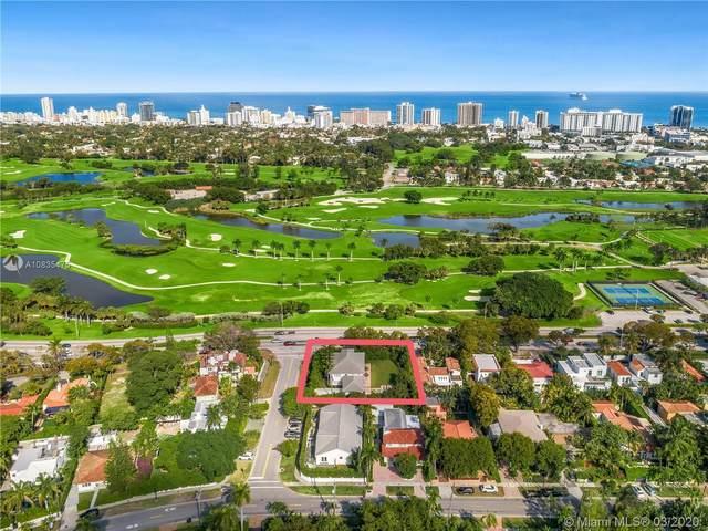2692 Alton Rd, Miami Beach, FL 33140 (MLS #A10835475) :: The Riley Smith Group