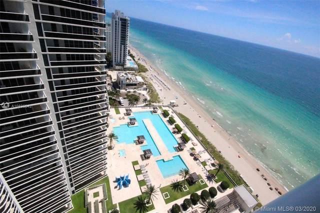 1830 S Ocean Dr #2809, Hallandale Beach, FL 33009 (MLS #A10835542) :: The Riley Smith Group
