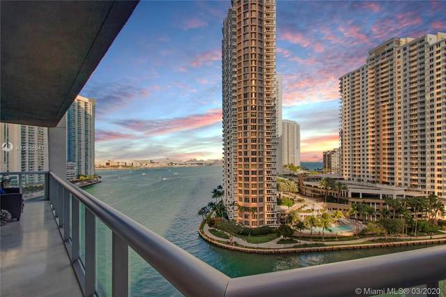 465 Brickell Ave #1101, Miami, FL 33131 (MLS #A10835947) :: The Teri Arbogast Team at Keller Williams Partners SW