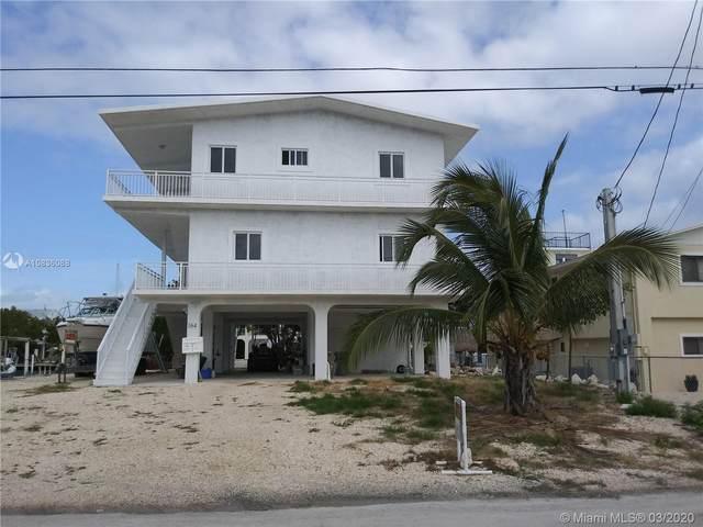 164 Lorelane Pl., Key Largo, FL 33037 (MLS #A10836088) :: ONE | Sotheby's International Realty