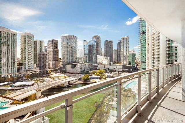 90 SW 3rd St #2004, Miami, FL 33130 (MLS #A10836160) :: The Jack Coden Group