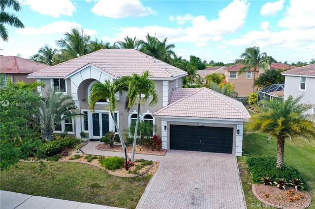 16295 N Mariposa Cir N, Pembroke Pines, FL 33331 (MLS #A10836213) :: The Jack Coden Group