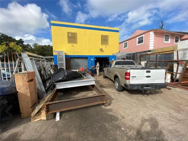 3071 NW 54th St, Miami, FL 33142 (MLS #A10836246) :: Castelli Real Estate Services