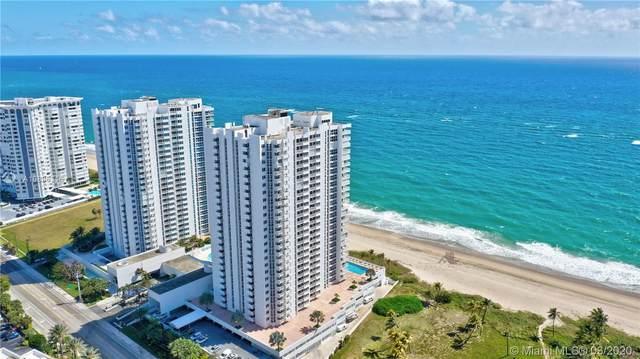 1370 S Ocean Blvd #1901, Pompano Beach, FL 33062 (MLS #A10836316) :: The Jack Coden Group