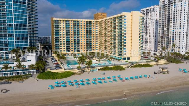 2501 S Ocean Dr #1633, Hollywood, FL 33019 (MLS #A10836377) :: Castelli Real Estate Services