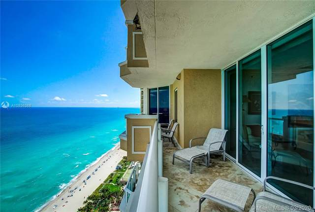 17875 Collins Ave #3401, Sunny Isles Beach, FL 33160 (MLS #A10836388) :: The Riley Smith Group