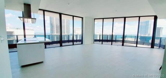 1000 Brickell Plaza Ph-5001, Miami, FL 33131 (MLS #A10836498) :: The Howland Group