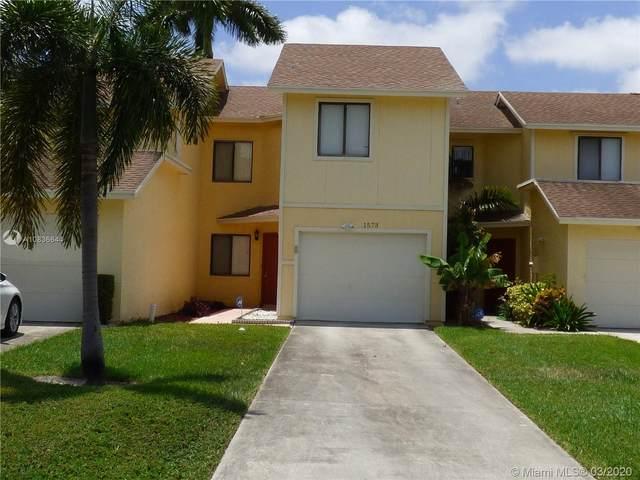1573 Woodbridge Lakes Cir, West Palm Beach, FL 33406 (MLS #A10836644) :: Laurie Finkelstein Reader Team