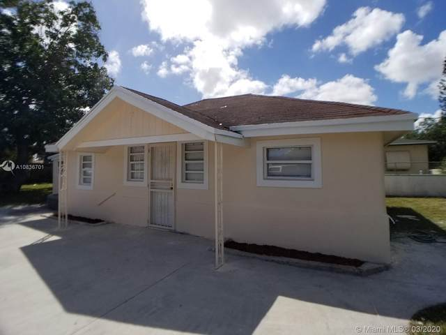 11990 NW 11th Ave, North Miami, FL 33168 (MLS #A10836701) :: The Jack Coden Group