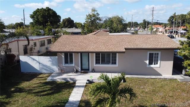 211 W 33rd St, Hialeah, FL 33012 (MLS #A10836705) :: Green Realty Properties