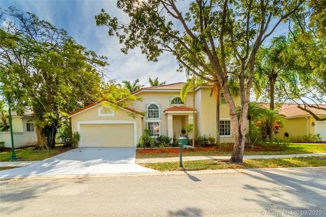 1832 Water Ridge Dr, Weston, FL 33326 (MLS #A10836874) :: The Teri Arbogast Team at Keller Williams Partners SW