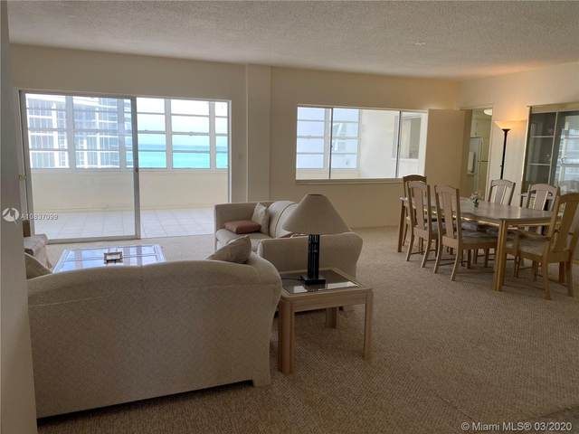 10245 Collins Ave 14C, Bal Harbour, FL 33154 (MLS #A10837099) :: Castelli Real Estate Services