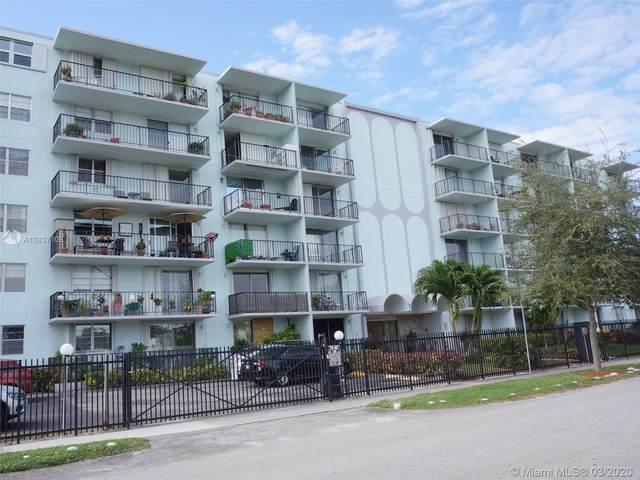 12500 NE 15th Ave #312, North Miami, FL 33161 (MLS #A10837105) :: Grove Properties