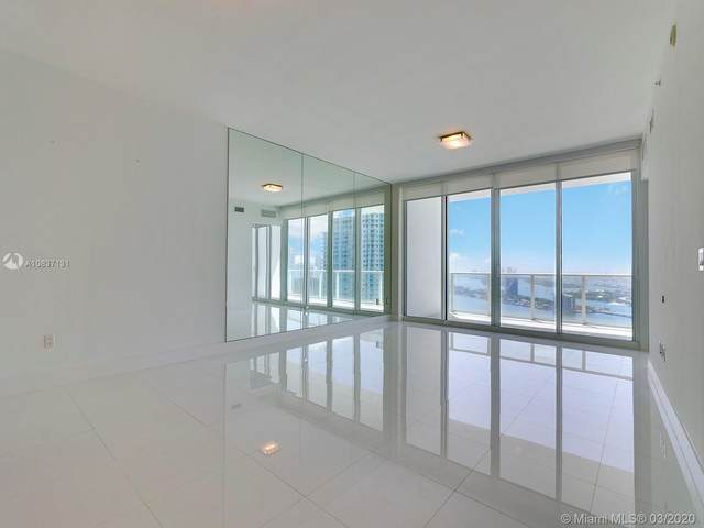 2020 N Bayshore Dr #3303, Miami, FL 33137 (MLS #A10837131) :: ONE Sotheby's International Realty