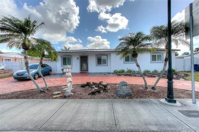 17105 NW 87th Ave, Hialeah, FL 33015 (MLS #A10837269) :: Berkshire Hathaway HomeServices EWM Realty