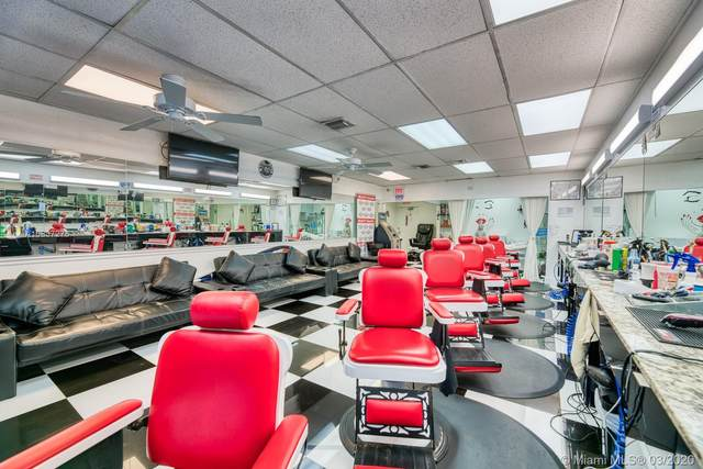 Barber Shop & Beauty Salon On West Flagler For Sale, Miami, FL 33134 (MLS #A10837276) :: The Riley Smith Group