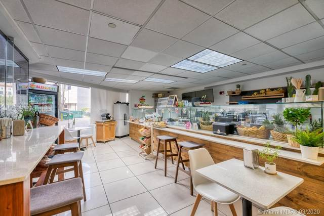 Healthy Food Restaur Cafe & Juice Bar For Sale, Coral Gables, FL 33134 (MLS #A10837280) :: The Riley Smith Group