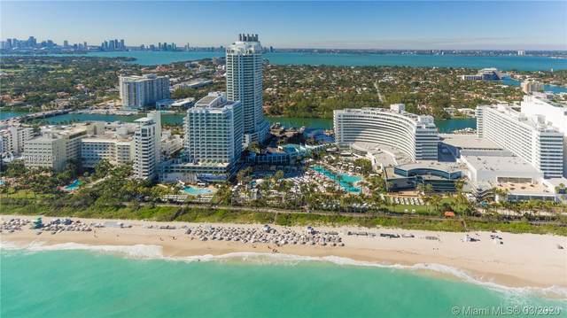 4391 Collins Ave #1815, Miami Beach, FL 33140 (MLS #A10837313) :: Castelli Real Estate Services