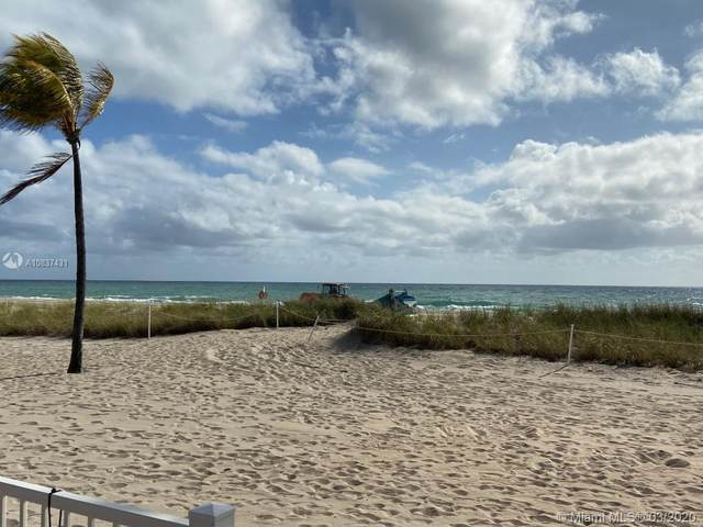 4540 N Ocean Dr #209, Lauderdale By The Sea, FL 33308 (MLS #A10837431) :: Patty Accorto Team