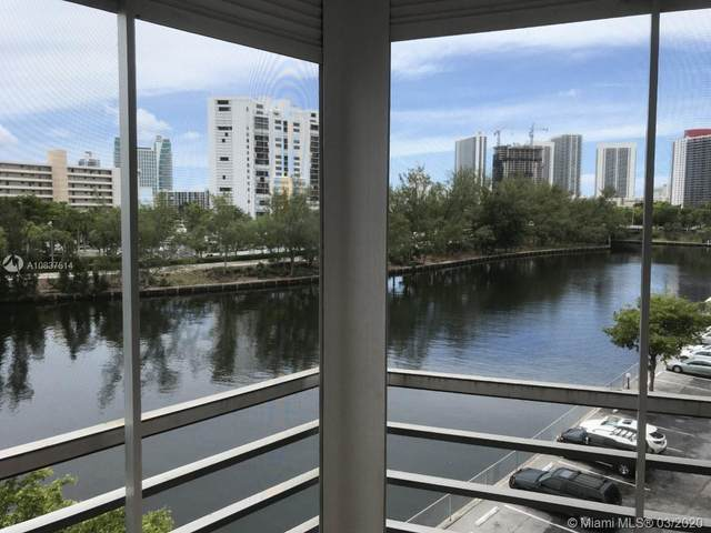 400 Diplomat Pkwy #504, Hallandale Beach, FL 33009 (MLS #A10837514) :: ONE Sotheby's International Realty