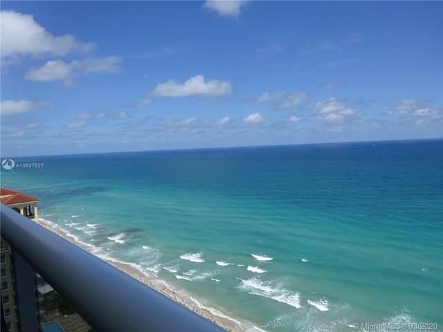3140 S Ocean Dr #2405, Hallandale Beach, FL 33009 (MLS #A10837625) :: ONE Sotheby's International Realty