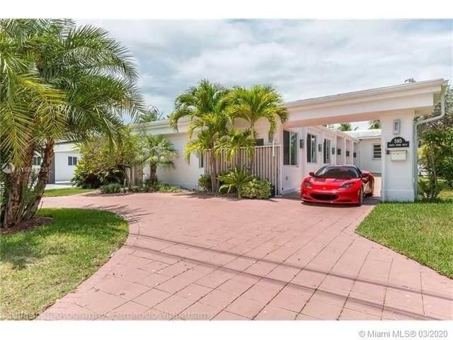 595 N Shore Dr, Miami Beach, FL 33141 (MLS #A10837733) :: The Paiz Group