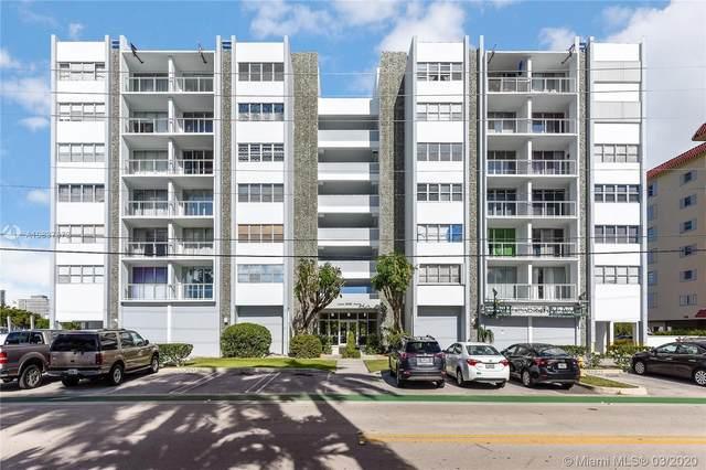9381 E Bay Harbor Dr 504S, Bay Harbor Islands, FL 33154 (MLS #A10837872) :: Lucido Global