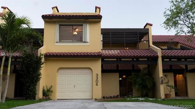 3306 Torremolinos Ave C-42, Doral, FL 33178 (MLS #A10837892) :: ONE Sotheby's International Realty
