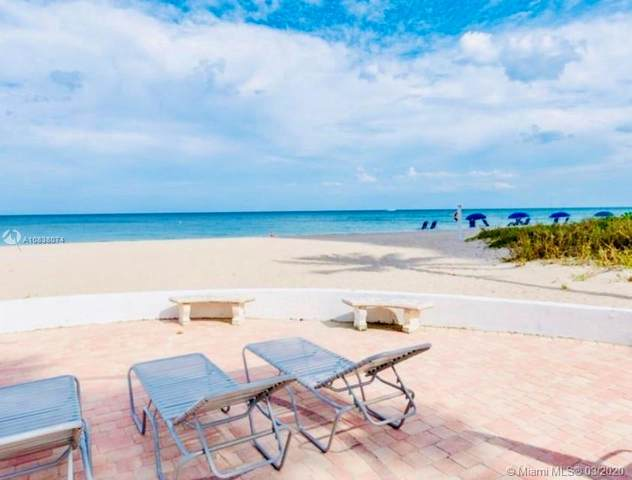 1530 S Ocean Blvd #503, Lauderdale By The Sea, FL 33062 (MLS #A10838074) :: The Howland Group